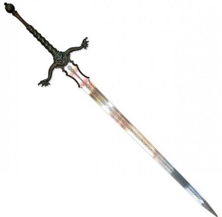 Espada Elfa Negra Luis Royo