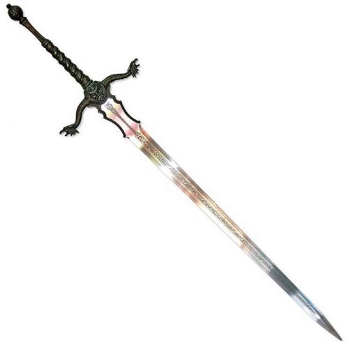 Espada Elfa Negra Luis Royo - Espada Elfa Negra Luis Royo