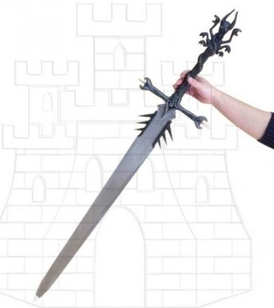 Espada Malefic Heavy Metal