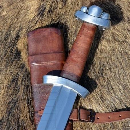 Espada Vikinga Godofredo s. VIII - Espadas majestuosas