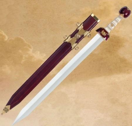Espada Maximus película Gladiator