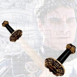 Espada Tigris de Galia película Gladiator - Espada Maximus película Gladiator