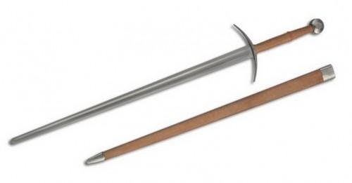 ESPADA BASTARDA PRÁCTICAS - Tipos de Espadas Funcionales
