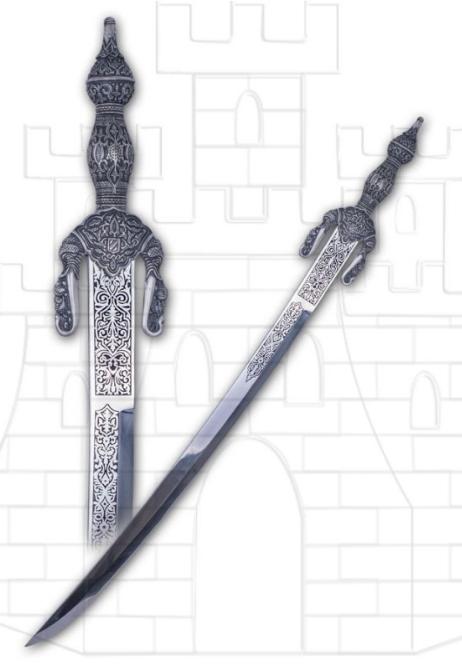Espada Jineta Boabdil