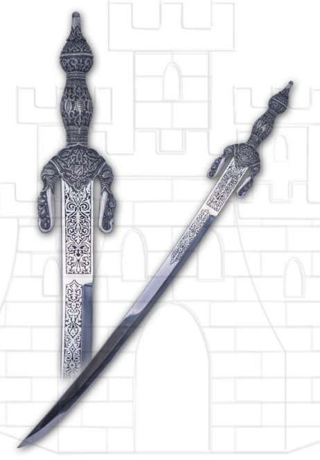 Espada Jineta Boabdil - Espada Jineta