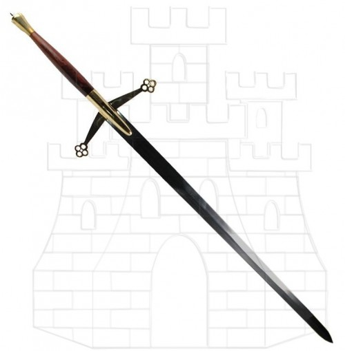 Espada Claymore 143 cms. - Espada escocesa de William Wallace