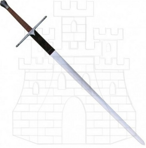 Espada Claymore William Wallace - Espadas tipo Cesta