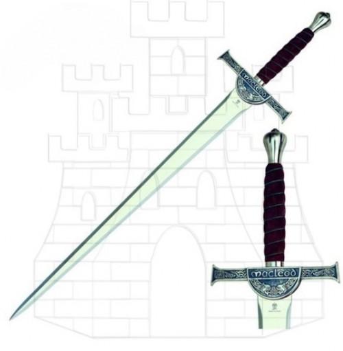 Espada Macleod Los Inmortales Con Licencia - Katanas Japonesas Cold Stell