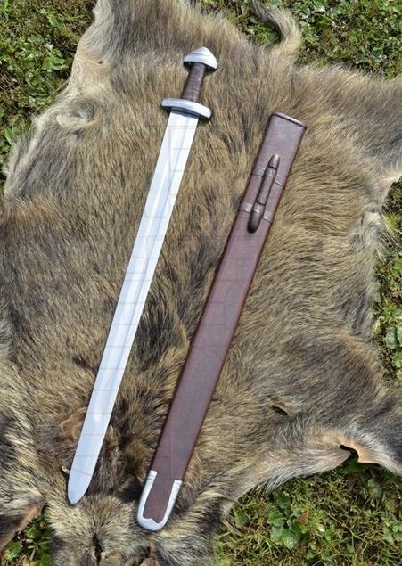 Espada Vikinga Torshov con la vaina