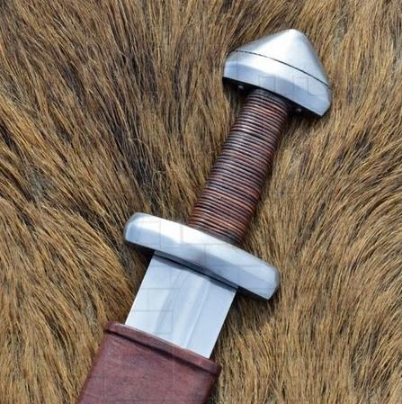 Espada Vikinga Torshov con vaina - Espada Vikinga Siglos IX-X