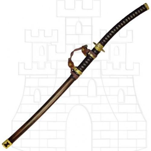 Tachí madera decorativo - Espadas Samuráis