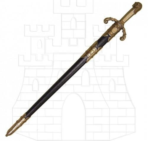 Espada Pedro el Grande Rusia