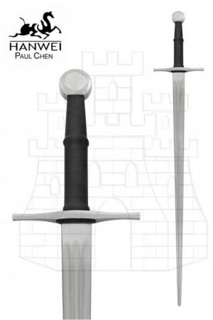 Espada de entrenamiento Albrecht mano y media 300x450 - Espada de entrenamiento Albrecht, mano y media