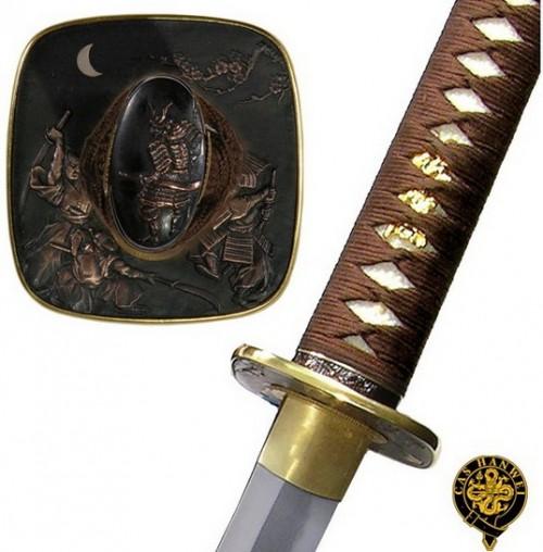 Katana Bushido - Limpieza de las espadas, sables y katanas