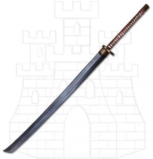 Nodachi en látex - Espadas de látex para Larp o juegos de rol en vivo