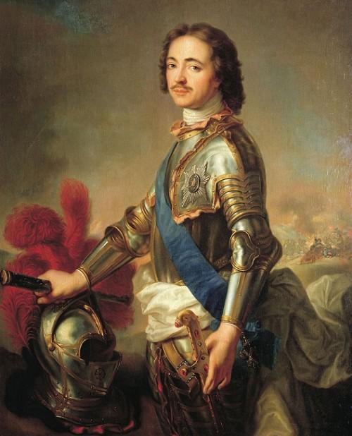 PEDRO EL GRANDE RUSIA - Espada Pedro El Grande de Rusia
