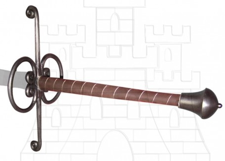 Espada montante Renacentista4 - Mandoble