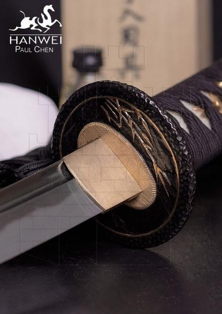Katana Tigre1 - Promociones especiales de espadas, sables y katanas