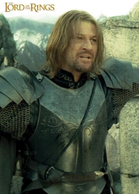 Boromir de El Señor de los Anillos - Espada Oficial Boromir de El Señor de los Anillos