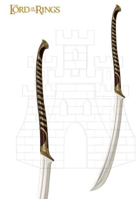 Espada Altos Elfos del Hobbit - Espada de Fili The Hobbit