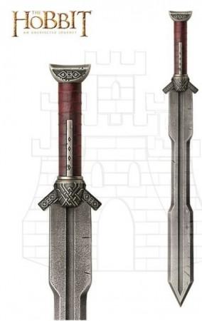 Espada Kili The Hobbit 285x450 - Espada Kili The Hobbit