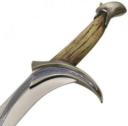 Espada Oficial Orcrist Hobbit 450x443 - Espada Oficial Orcrist Hobbit