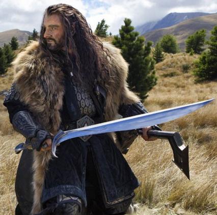 Espada Oficial Orcrist - Espada Oficial Orcrist de El Hobbit