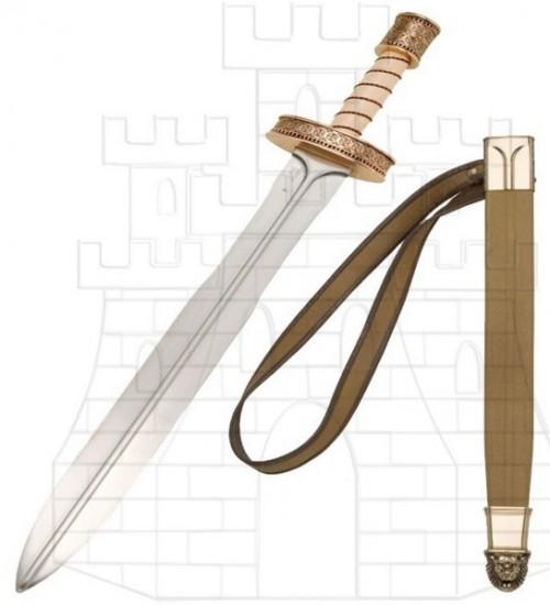 Espada Paseo Alejandro Magno
