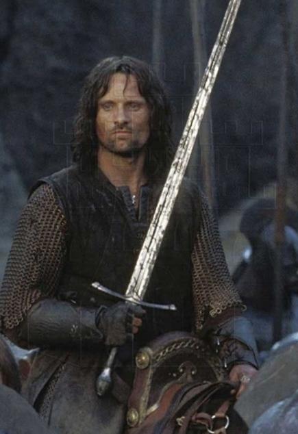Espada Strider Señor de los Anillos