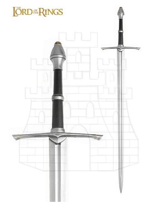 Espada Strider Señor de los Anillos - Espadas de El Señor de los Anillos con Licencia