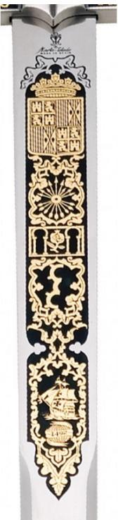Espada de Reyes Católicos