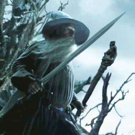 Gramdring The Hobbit - Espada Original Glamdring de El Hobbit