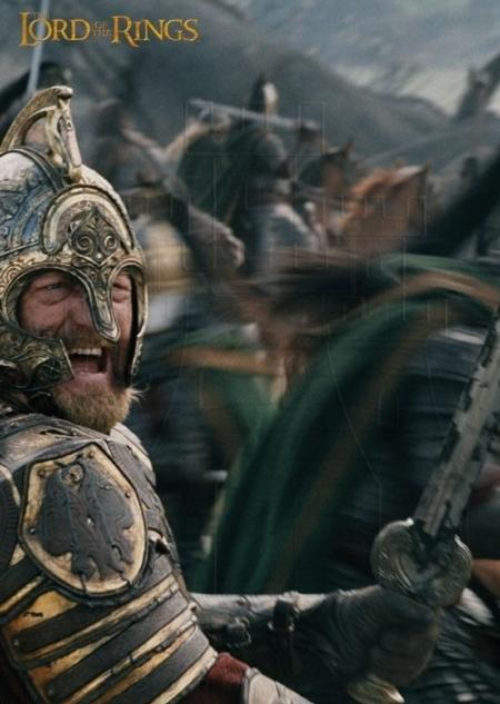 Herugrim Espada Rey Theoden El Hobbit - Espada Herugrim Rey Theoden de El Hobbit