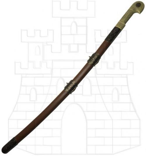 Sable Cosaco bronce