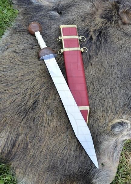 Espada Gladius legionario Romano - Espada Gladius legionario Romano