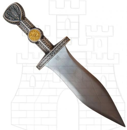 daga-romana-plata