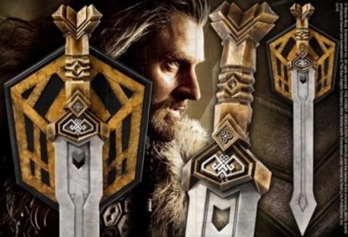 Espada Thorin El Hobbit - Espada Thorin de El Hobbit