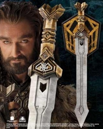 Espada Thorin Hobbit - Espada Thorin de El Hobbit
