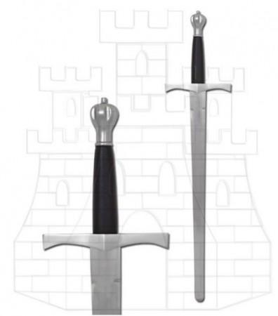 Espada medieval de entrenamiento 397x450 - Espada medieval de entrenamiento