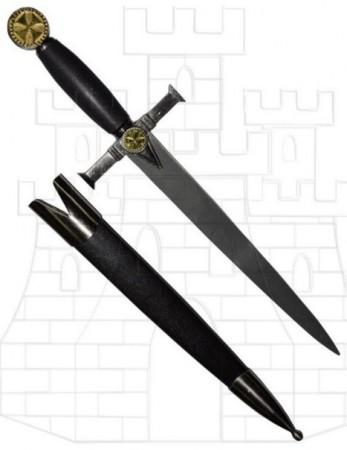 Daga Templaria con vaina 348x450 - Daga Templaria con vaina