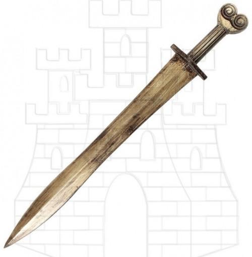 Espada Celta antenas en látex - Bolsas y fundas para portar tus espadas