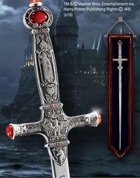 Espada Godric Gryffindor - Espada Oficial Godric Gryffindor de Harry Potter