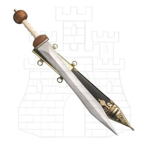 Espada Romana Gladius - Diferencias entre la Gladius y la Spatha
