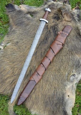 Espada Vikinga Rey Godofredo I - Espada Vikinga Siglos IX-X