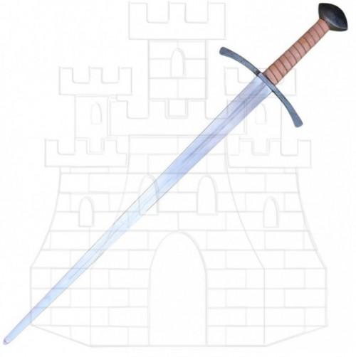 Espada gótica mano y media