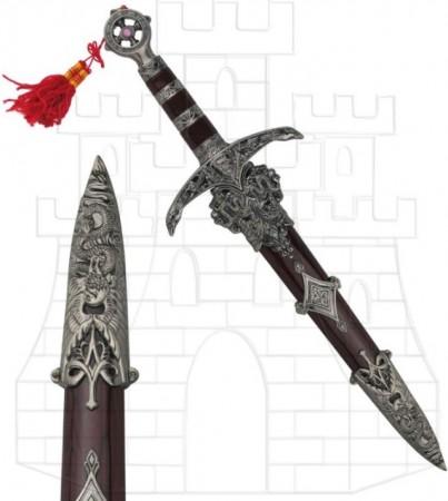 Daga Robin Hood con vaina 403x450 - Daga Robin Hood con vaina