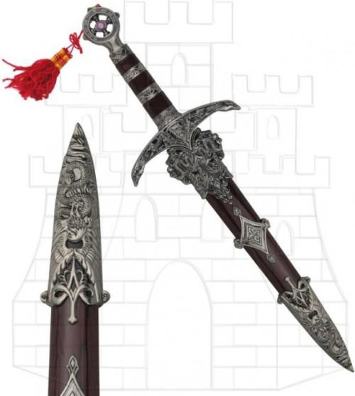 Daga Robin Hood con vaina - Dagas y Espadas Robin Hood