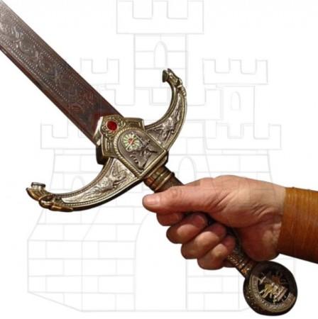 Espada Avalon Plata 450x450 - Espada Avalon Plata