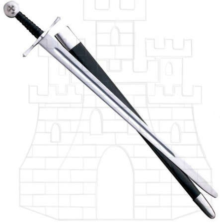 Espada Combate Templaria 444x450 - Espada Combate Templaria