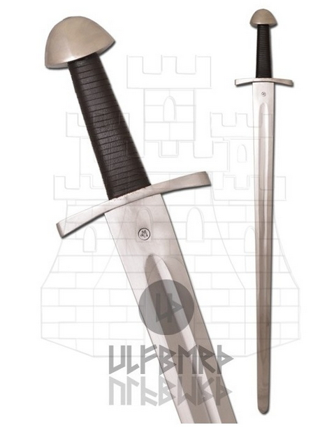 Espada Normanda una mano funcional Ulfberth - Espada Normanda una mano, funcional Ulfberth